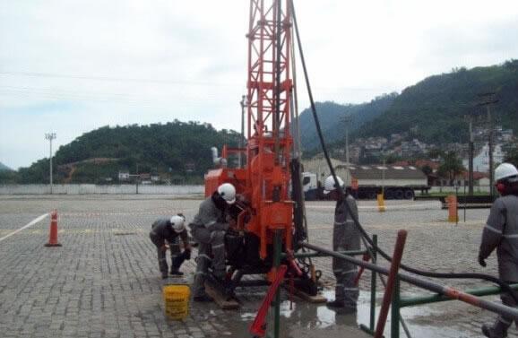 Investigações Geotécnicas - GEO SONDAGENS