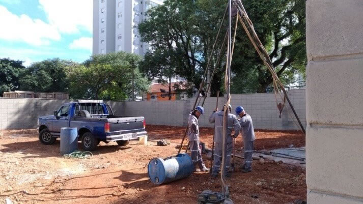 SPT - Geo Sondagens - São Paulo Capital